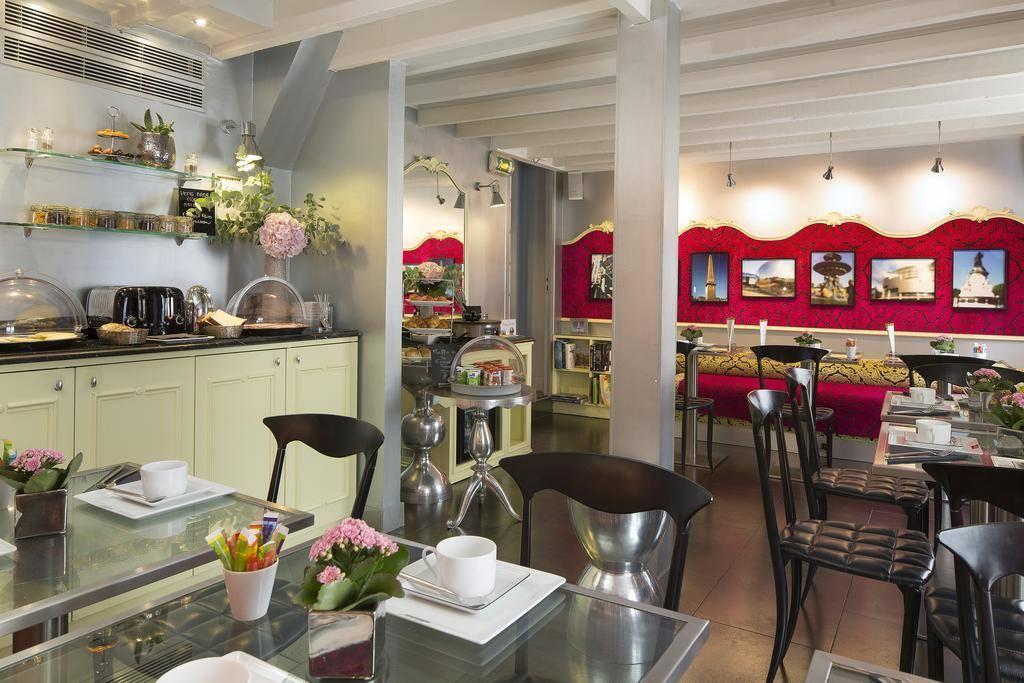 Hotel design sorbonne paris review by eurocheapo for Hotel design sorbonne