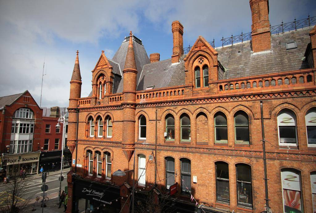 Grafton guest house dublin review by eurocheapo for Grafton house