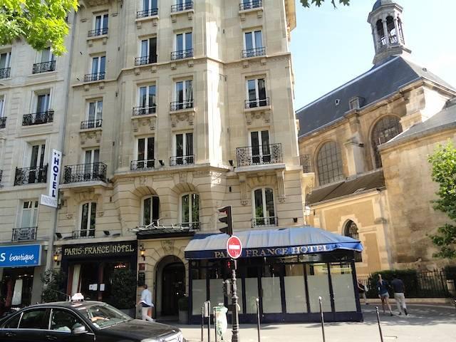 Hotel Paris France Paris Review By Eurocheapo