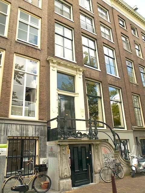 Hotel Keizershof Amsterdam Review By Eurocheapo