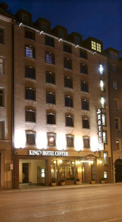 King S Hotel Center Superior Munich