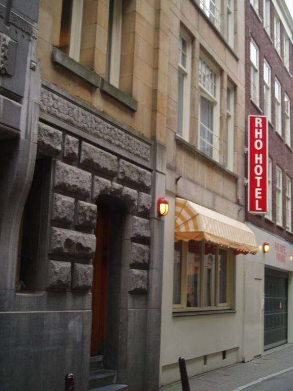 Hotel Rho  Amsterdam