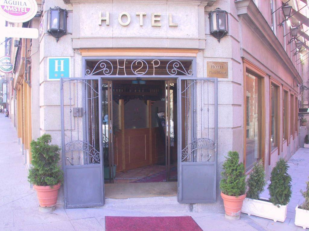 Hotel plaza mayor madrid review by eurocheapo for Hotel mayor madrid