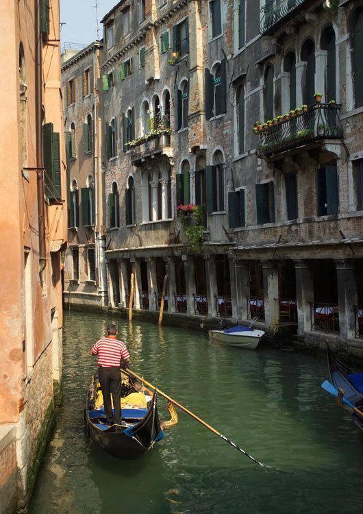 Hotel Al Vagon Venice Review