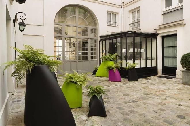 Hotel design sorbonne paris review by eurocheapo for Hotel design sorbonne paris 6 rue victor cousin 75005