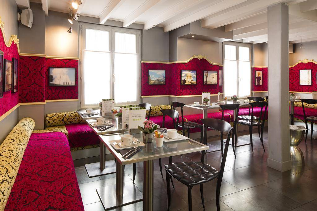Hotel design sorbonne paris review by eurocheapo for Hotel design sorbonne paris 6 rue victor cousin 75005
