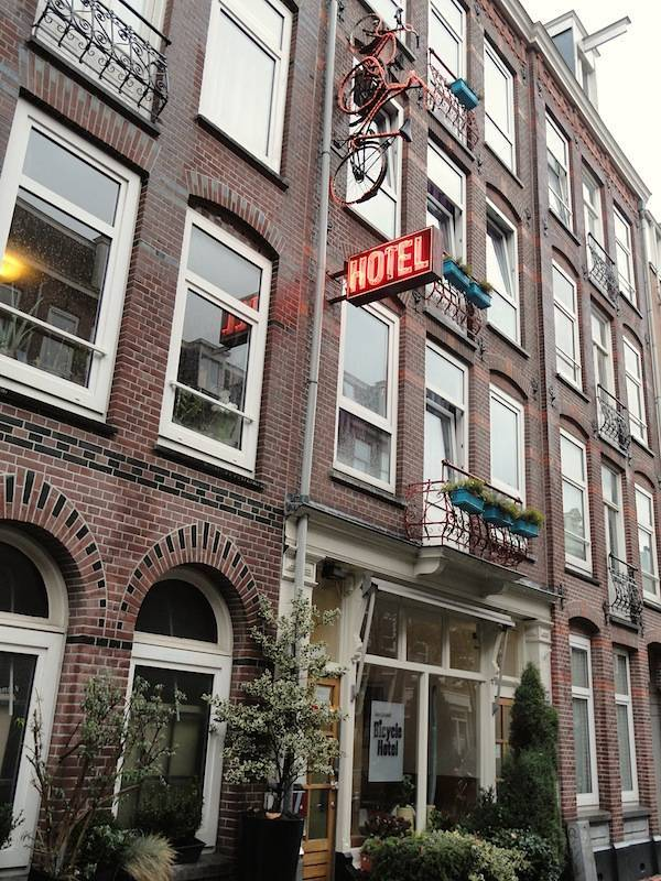 Bicycle Hotel Amsterdam Review By Eurocheapo