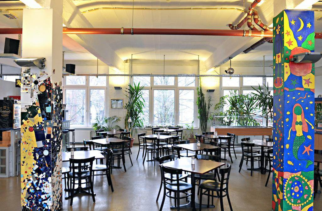 hotel transit loft berlin review by eurocheapo. Black Bedroom Furniture Sets. Home Design Ideas