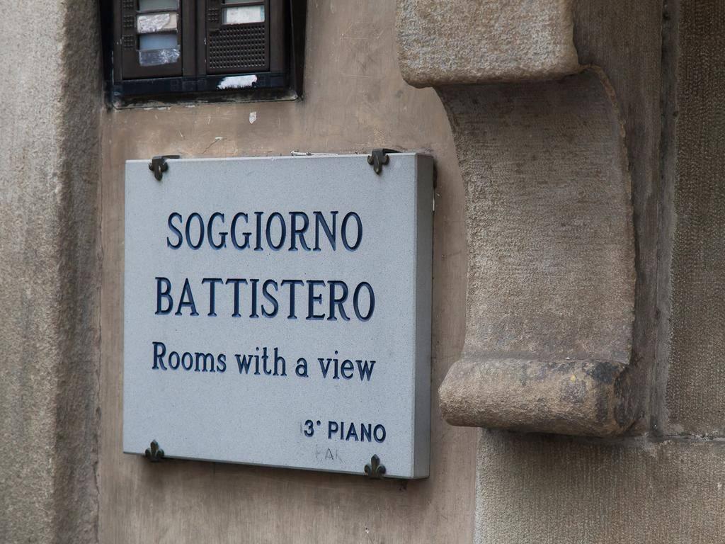 Soggiorno Battistero, Florence - Review by EuroCheapo