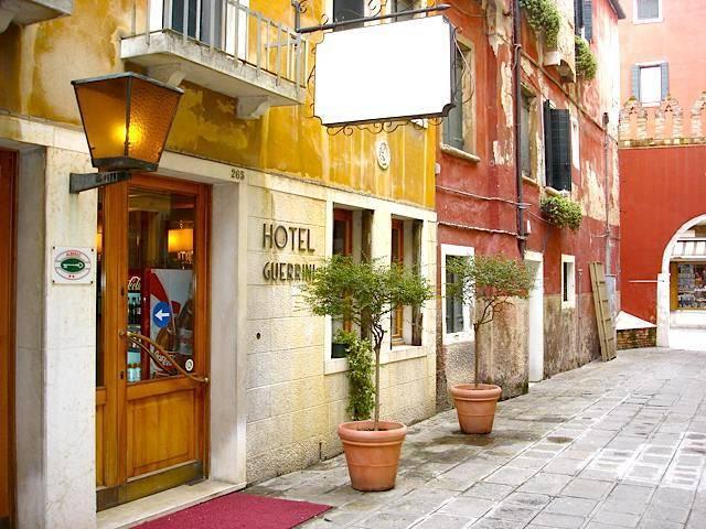 Hotel Guerrini Venice Italy