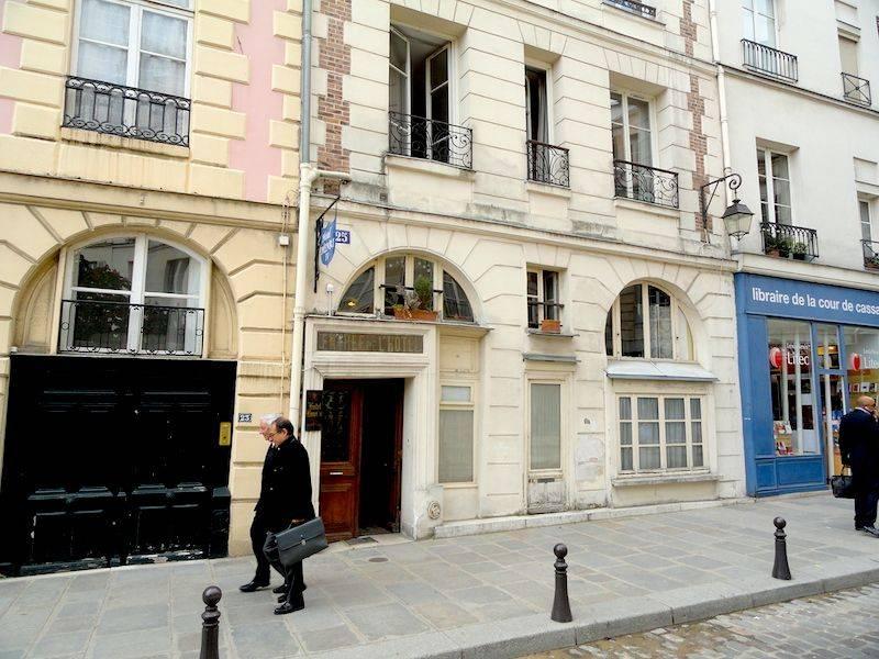 Hotel Henri Iv Paris Review By Eurocheapo