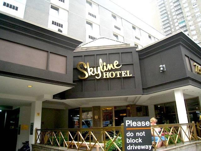 Skyline Hotel, New York - Review by EuroCheapo