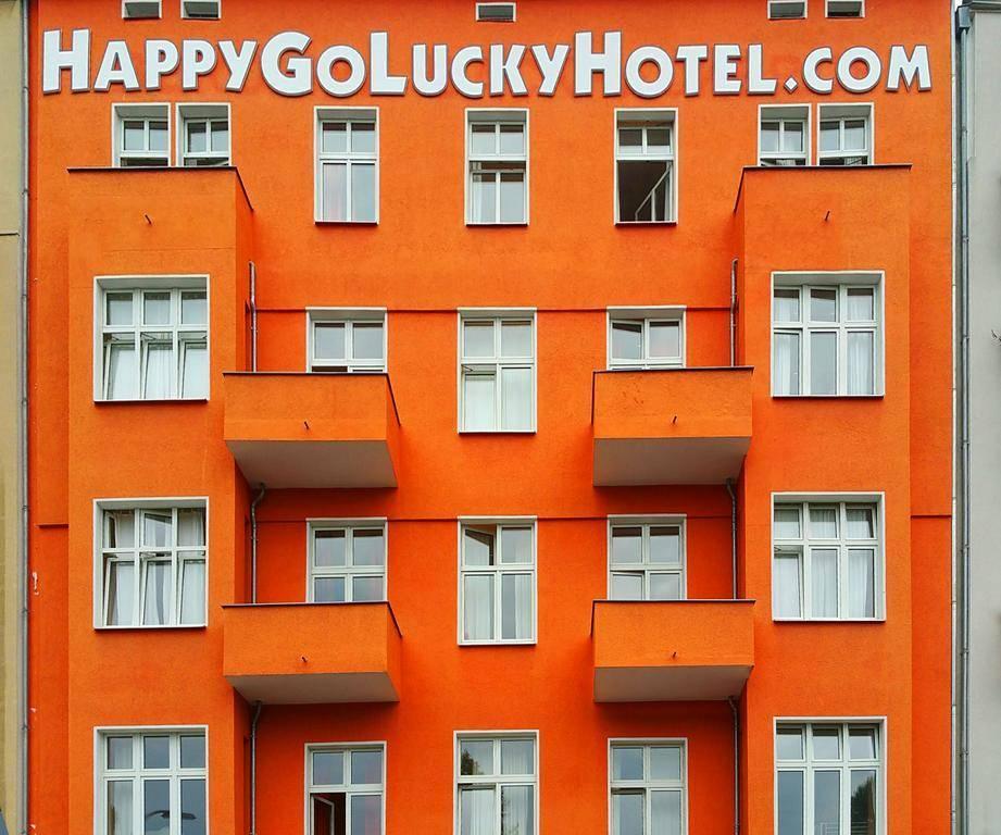 Happy Go Lucky Hotel Hostel Berlin