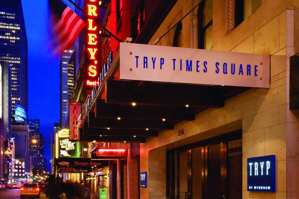 Tryp New York Times Square