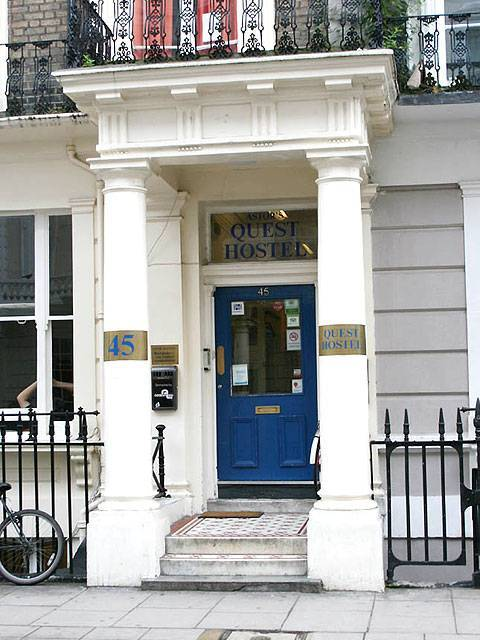 Astor quest london review by eurocheapo for 45 queensborough terrace bayswater london
